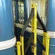 На новой станции метро «Адмиралтейская» уже произошло несколько аварийных остановок эскалатора. Изображение № 3.