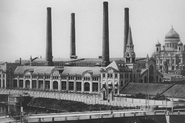 Основные корпуса фабрики были построены в 1912 году для знаменитой российской кондитерской фабрики «Эйнем» и представляют собой классический образец промышленной застройки эпохи модерна.. Изображение № 26.