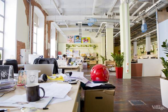 Офис недели: Instinct. Изображение № 9.