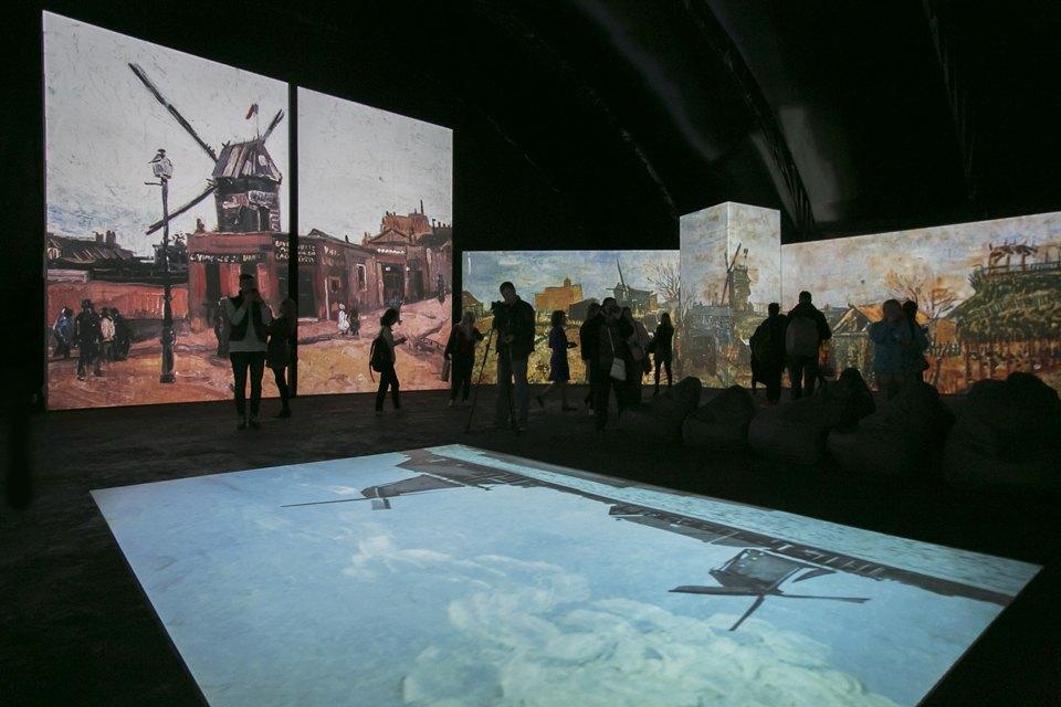 Выставка Van Gogh Alive . Изображение № 3.