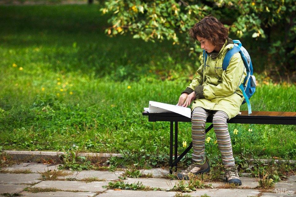Люди в городе: Москвичи на фестивале Bookmarket. Изображение № 28.