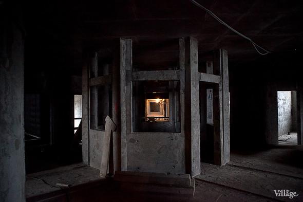 Пункт наблюдения находится в середине креста.. Изображение № 32.