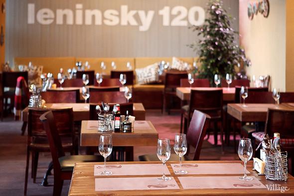 Новое место (Петербург): Ресторан «Марчелли's». Изображение № 11.
