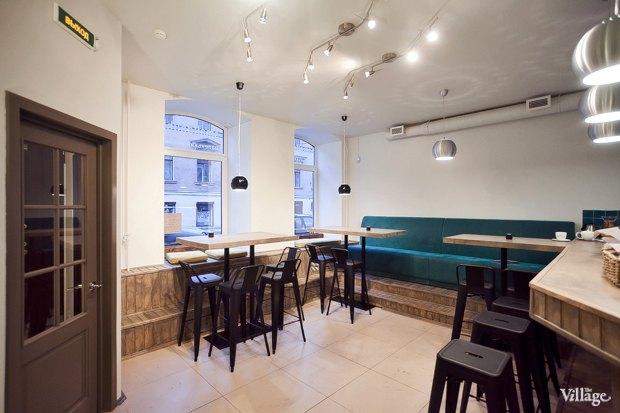 Новое место (Петербург): Кофейня Smalldouble. Изображение № 2.