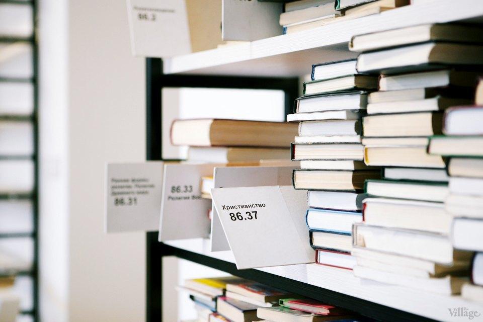Фото дня: Как выглядит современная библиотека. Изображение № 29.
