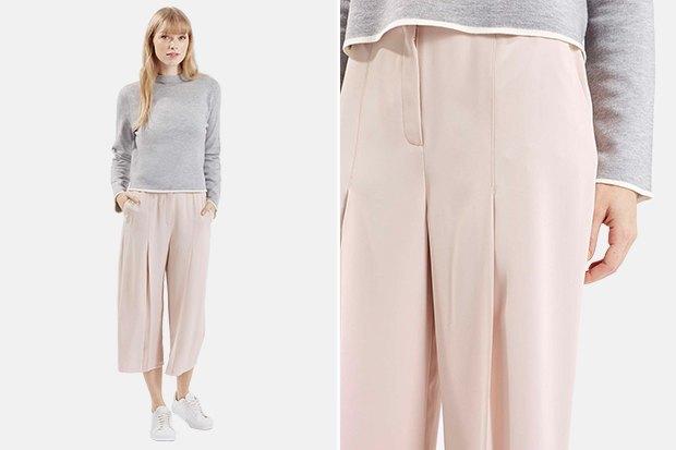 Семь пар светлых женских брюк . Изображение № 3.