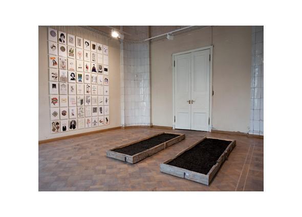 Инсталляция «Образы жизни», Хельмут Ланг. Изображение № 10.