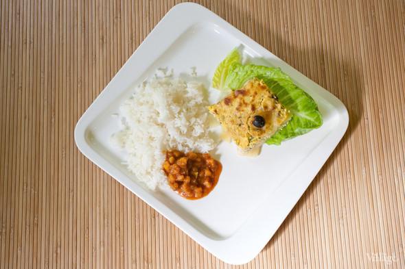 «Гауранга» с соусом чатни и рисом — 135 руб.. Изображение № 10.