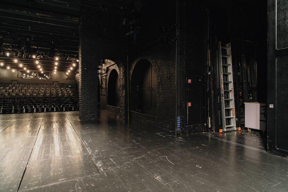«Студия театрального искусства» вздании бывшей фабрики. Изображение № 27.