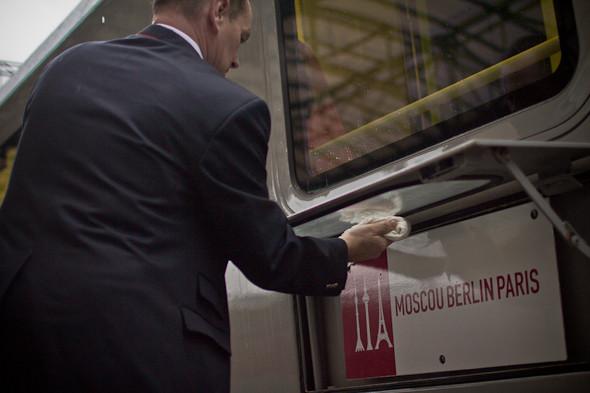Французский связной: «РЖД» запустило поезд до Парижа. Изображение № 4.