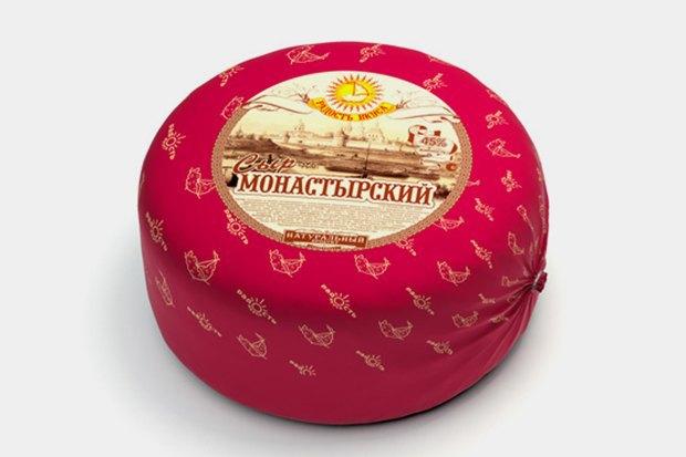 Сыры  ООО «Лозовский молочный завод». Изображение № 9.
