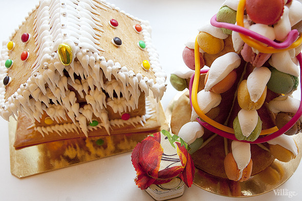 Сладкий Санта: Имбирные человечки и другие новогодние десерты навынос. Изображение № 18.