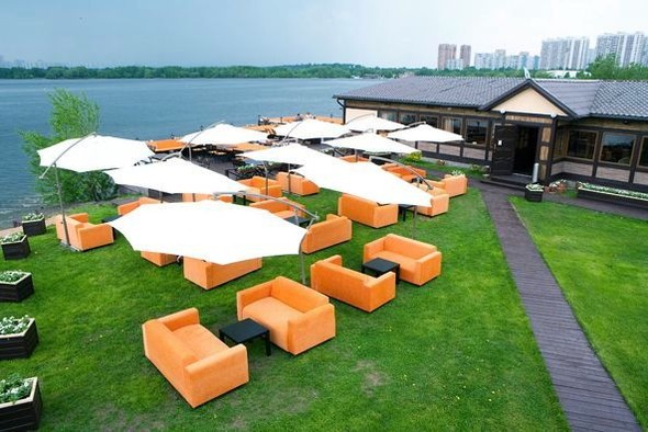 Место под солнцем: 5 пляжей при ресторанах. Изображение № 1.