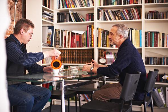 Офис группы «Коммуникатор». Изображение № 13.