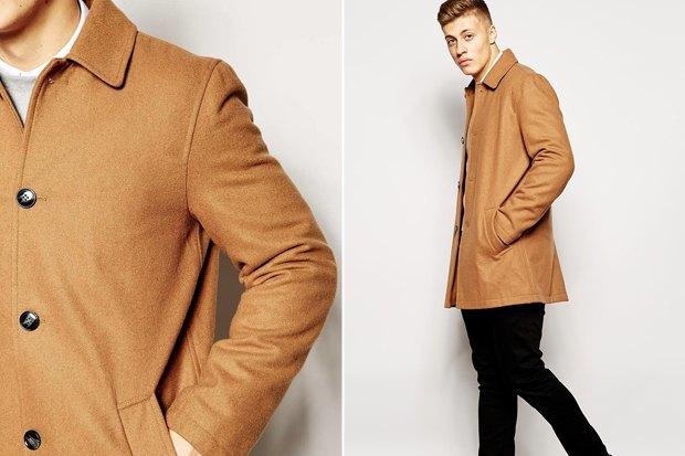 Где купить мужское пальто: 9вариантов от 6 до 29 тысяч рублей. Изображение № 2.