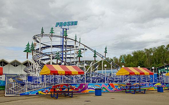 Карусель-карусель: 6 московских парков аттракционов. Изображение № 61.