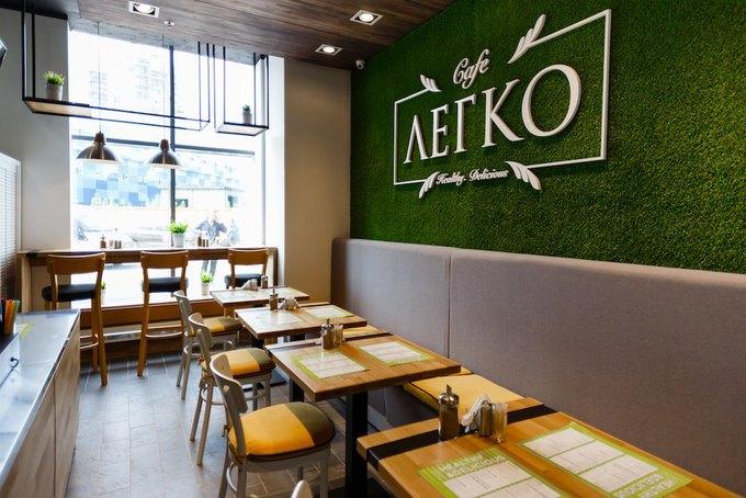 Наулице Хошимина открылось кафе «Легко» . Изображение № 1.
