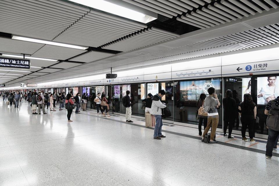 7 самых эффектных зарубежных систем метро. Изображение № 7.