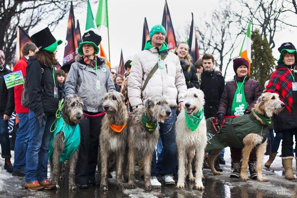 Люди в городе: Участники парада вчесть Днясвятого Патрика. Изображение № 5.
