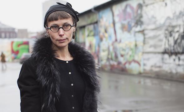 Внешний вид: Ирина Меглинская, галерист и преподаватель. Изображение № 2.