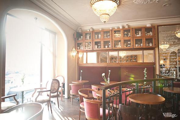 Новое место (Петербург): Ресторан-кондитерская Du Nord 1834. Изображение № 22.