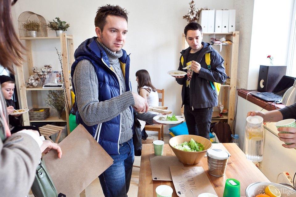Люди в городе: Участники тестового ресторанного дня вПетербурге. Изображение № 18.