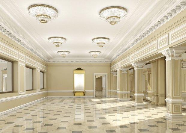 Первый этаж. Изображение № 3.
