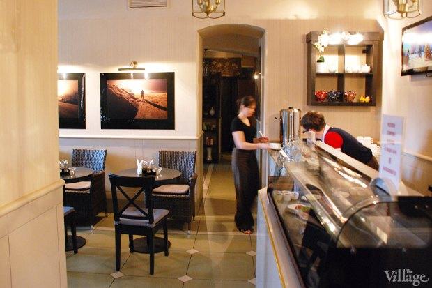 Все свои: Кафе при храме на Лейтенанта Шмидта. Изображение № 7.