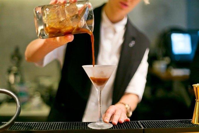 Кафе и бар Holy Fox, бистро United Kitchen на ВДНХ, ресторанный маркет The 21 . Изображение № 3.