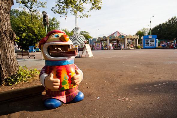 Парк им. Горького, 2010 год. Фото: Валерий Белобеев. Изображение № 2.
