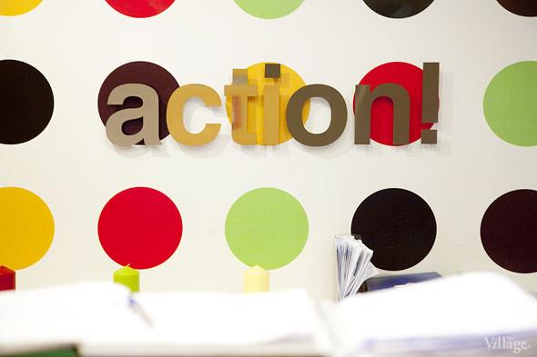 Офис недели (Москва): Агентство Action!. Изображение № 2.