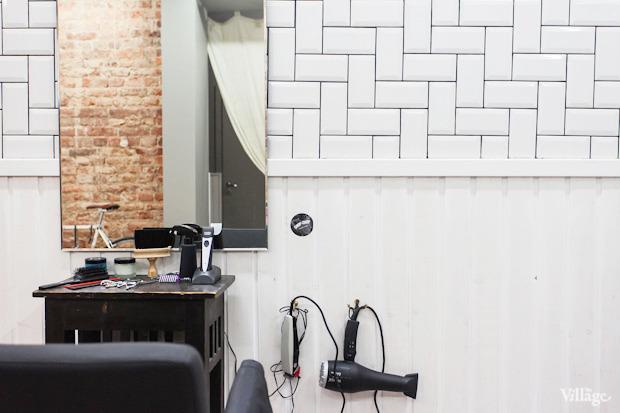 Можно покороче: 5необычных парикмахерских в Петербурге. Изображение № 16.