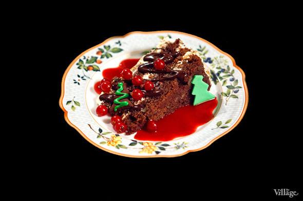 Сезонное меню: 13 новогодних и рождественских десертов в ресторанах Петербурга. Изображение № 1.