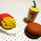Изображение 17. Составные части: Cэндвич с курицей гриль и запечённым красным перцем из кафетерия Dome.. Изображение № 11.