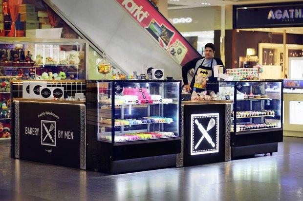 Вторговом центре «Капитолий» открылась кондитерская Bakery ByMen. Изображение № 1.