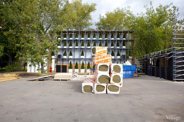 В парке Горького заработал летний кинотеатр «Пионер». Изображение № 8.