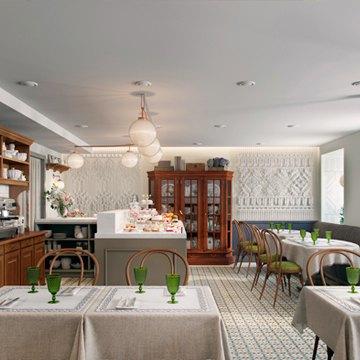 23 кафе, ресторана ибара, которые откроются в Петербурге зимой. Изображение № 4.