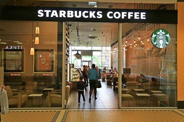 В Петербурге открылась новая кофейня Starbucks. Изображение № 1.