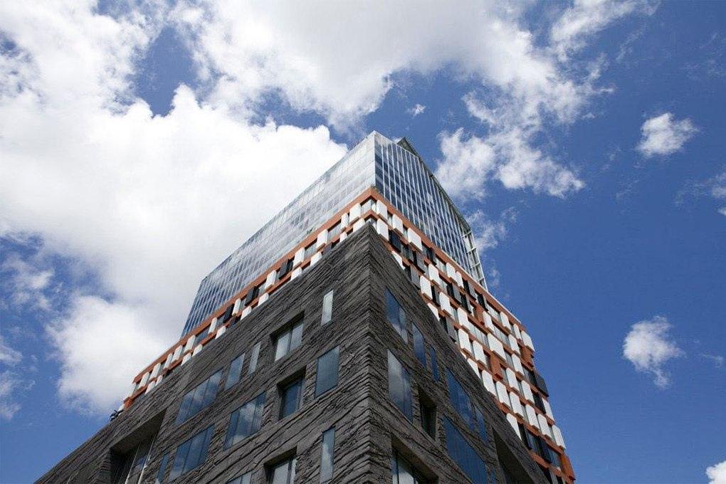 Hopes Tech: 15 самых эффектных небоскрёбов мира. Изображение № 66.