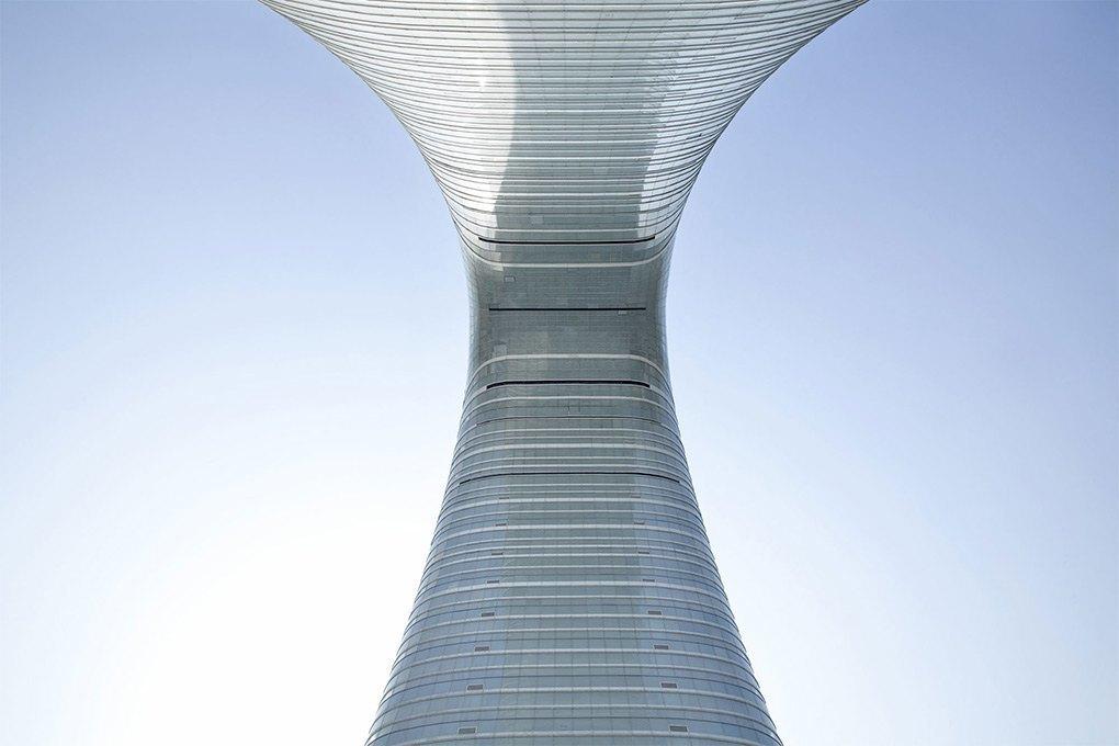 Hopes Tech: 15 самых эффектных небоскрёбов мира. Изображение № 51.