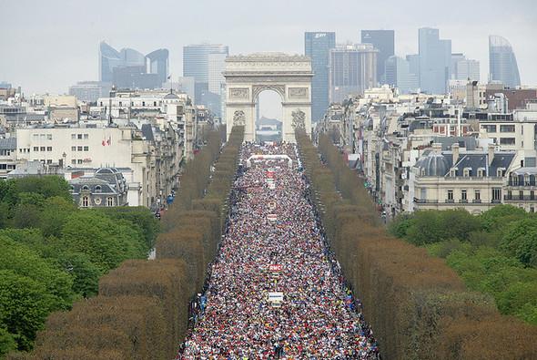 Иностранный опыт: 5 городских марафонов. Изображение № 47.