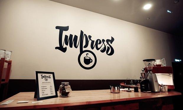 Кофейня Impress переехала вКовенский переулок. Изображение № 1.