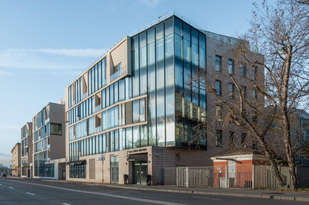Жилой комплекс «Баркли Плаза» Бюро «Сергей Скуратов Architects», 2008 год. Изображение № 22.
