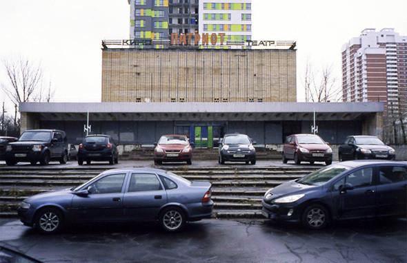 Изображение 15. На последнем дыхании: пустующие кинотеатры Москвы, часть 2.. Изображение № 1.