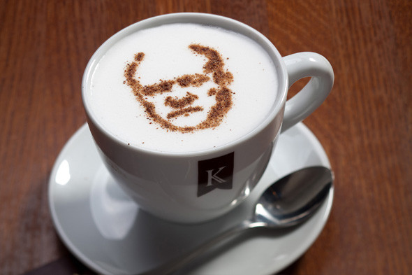 В «Кофеине» выбирают президента. Изображение № 1.