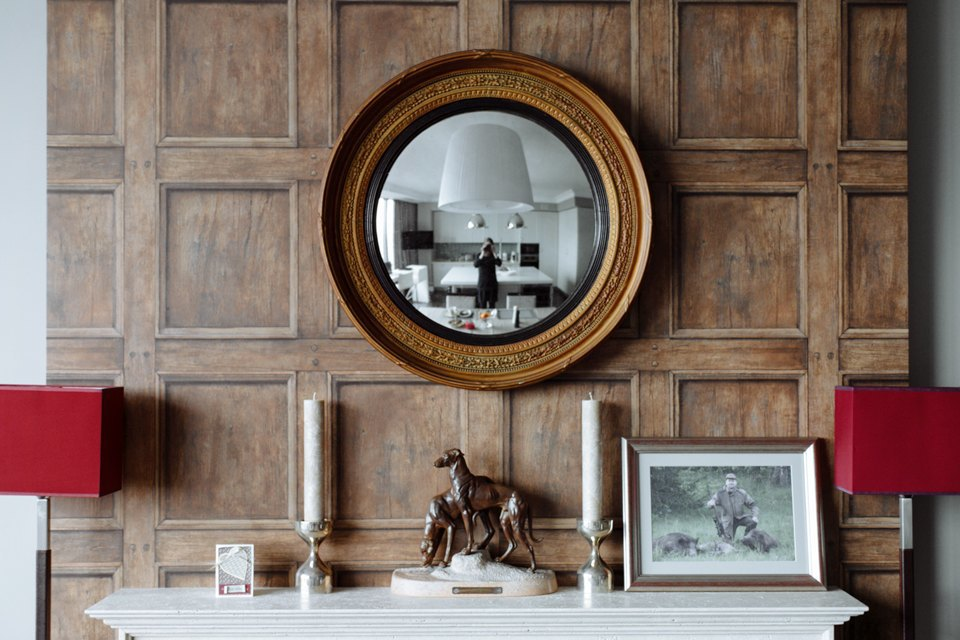 Трёхкомнатная квартира члена английского охотничьего клуба. Изображение № 6.