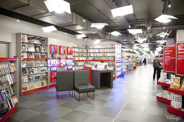 Новое место: Книжный магазин «Москва» на Воздвиженке. Изображение № 2.