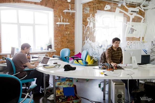 Офис недели: Progression. Изображение № 4.