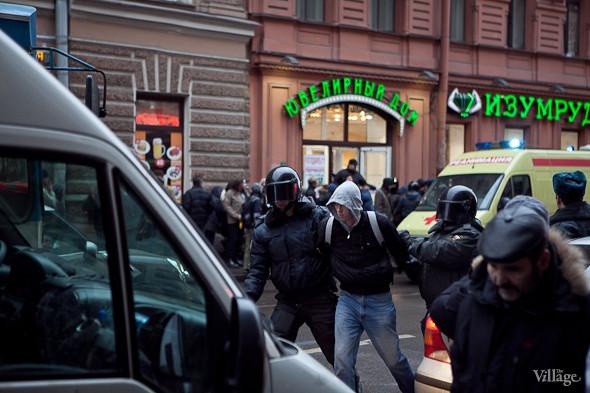 Онлайн-трансляция (Петербург): Митинги за честные выборы. Изображение № 63.
