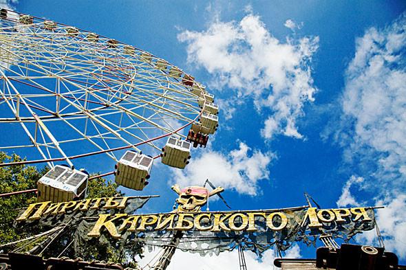 Карусель-карусель: 6 московских парков аттракционов. Изображение № 32.
